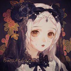ジュリ (@Asphyxia17) | Twitter Kawaii Anime Girl, Anime Art Girl, Manga Girl, Manga Anime, Anime Girl Drawings, Anime Angel, Character Design Inspiration, Illustrations, Aesthetic Anime