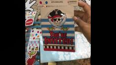 I decided to give gifts just for pirate night for the kids in my fish extender group! I got good deals at my local 99 cent only store. Disney Reveal, Cruise Ship Reviews, Disney Cruise, Pirates, Envelope, Fish, Gift Ideas, Gifts, Envelopes