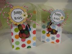 Easter - Bunny Noses
