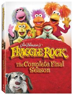 Fraggle Rock The Complete Final Season DVD