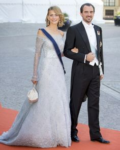 Prince Nikolaos and Princess Tatiana of Greence