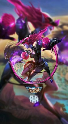 Wallpaper Phone Selena Abyssal Witch (Other Ver) by FachriFHR on DeviantArt Wallpaper Hp, Mobile Legend Wallpaper, Bruno Mobile Legends, Alucard Mobile Legends, Moba Legends, Hero Logo, Online Battle, Legend Games, The Legend Of Heroes