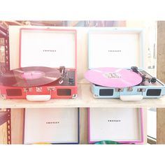 Crosley record players! Buying one this weekend. Can't decide on the color tho. askjdash HELP