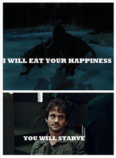 Dementor vs. Will Graham
