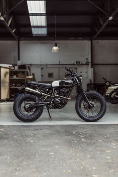 Avec & Co   AVEC – Moto TW125 #17 Triumph Motorcycles, Vintage Motorcycles, Custom Motorcycles, Custom Bikes, Used Trucks For Sale, West Coast Choppers, Tracker Motorcycle, Motorcycle Style, Sportbikes