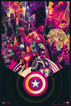 Mondo's San Diego Comic-Con Exclusives Includes New 'Avengers: Infinity War' Variant Poster Marvel Avengers Comics, Avengers Art, Marvel Films, Marvel Art, Marvel Memes, Poster Marvel, Avengers Poster, San Diego Comic Con, Infinity War