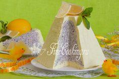 Лимонная пасха с маковой начинкой - рецепт с фото