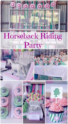 Other Baking Accessories 21st Birthday Horse Riding Precut Cupcake Toppers Decorations Ladies Friend Mum Attractive Appearance