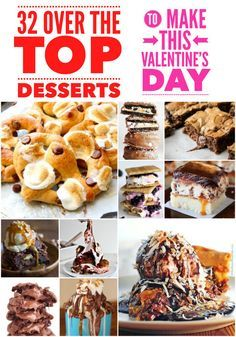 32 Over-The-Top Desserts To Make This Valentine's Day