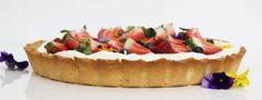 Sviatočný tart s bielou čokoládou Tart, Bakery, Cheesecake, Pie, Food, Basket, Torte, Cake, Cheesecakes