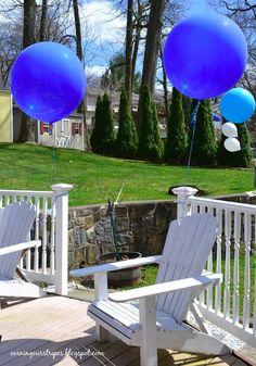 Earning Our Stripes: Little Blue Truck Birthday Party Little Man Birthday Party Ideas, 1st Birthday Parties, Boy Birthday, Happy Birthday, Birthday Ideas, Baby Bash, Little Blue Trucks, Happy 1st Birthdays, Backyard Bbq