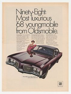 1968 Ninety-Eight Oldsmobile