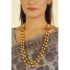 Pearl Necklace Designs, Jewelry Design Earrings, Gold Earrings Designs, Gold Jewellery Design, Beaded Jewelry, Beaded Necklace, Antique Necklace, Wedding Jewelry, Jewlery