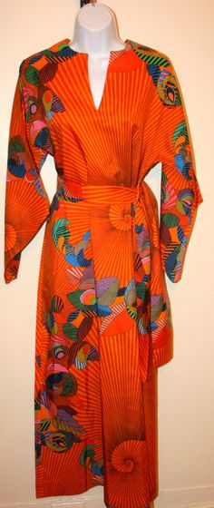 Vintage Lanvin robe