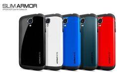 04f3c6da5df mercado libre carcasas celulares · Estuche Samsung Galaxy S4 Spigen Sgp  Slim Armor - BsF 550,00 Sacos, Mercado