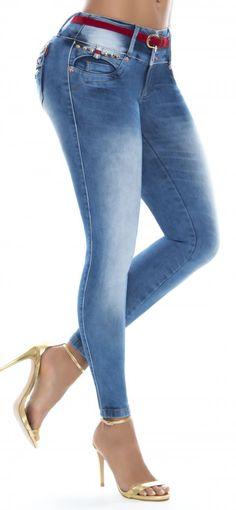 Jeans levanta cola LUJURIA 78769