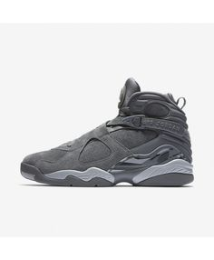 save off ccd11 9b37f Air Jordan Retro 8 Cool Grey Cool Grey Wolf Grey 305381-014