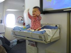 Image result for babies  on a plane