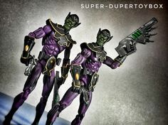 Marvel Universe Skrull Soldiers