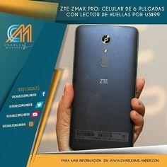 Zte  Zmax  Pro:  un  celular  de  6  pulgadas  con  lector  de  huellas  por  solo  US$99.  #charlesmilander #tecnologia #tech #technology #zte #galaxy #lg #htc #android #mobile #apps #pc #mac #windows #iOS #iphone #ipad #Android #google #samsung #whatsapp #facebook #twitter #youtube #technology #pro #smartphones #zte  #Zmax
