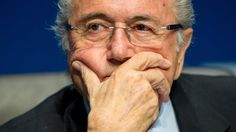 BBC Sport #news #soccer  #Blatter: #Fifa president in hospital after #breakdown. There you go #sepp ... Guess #karma took care of it ...