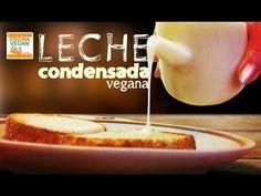 Leche condensada vegana - YouTube