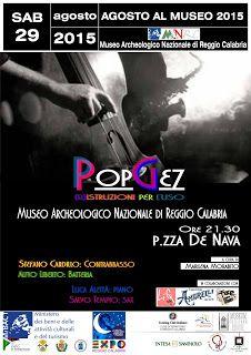 ACAV Associazione Culturale Arti Visive: PoPgEz Event. Agosto al Museo