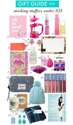 Stocking Stuffers Under $25 in Time for Christmas