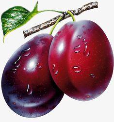 New Fruit Cartoon Image Ideas L'art Du Fruit, New Fruit, Colorful Fruit, Fruit Art, Fruit And Veg, Fruits And Vegetables, Growing Vegetables, Photo Fruit, Fruit Picture