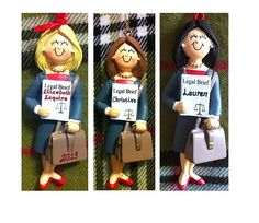 Personalized Gift for Female Attorney Lawyer by PersonalizeStation, $11.99