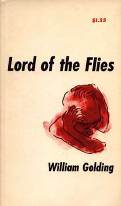 Lord of the Flies Book Cover   Read Books: Week 25: Lord of the Flies, by Wiliam Golding