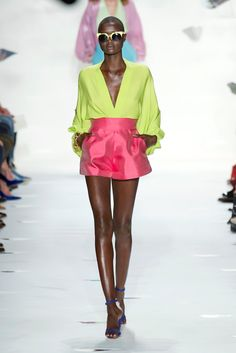 Combo Fashion Game: Neon Noon style