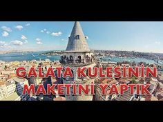 GALATA KULESİNİN MAKETİNİ YAPTIK // GALATA TOWER // #galatakulesi #istanbul Istanbul, Tower, World, Youtube, Travel, Viajes, Computer Case, Towers, Trips