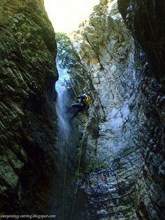 Mpasdeki canyon, Tzoumerka, Greece