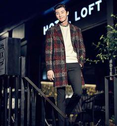 Park Seo Joon :)