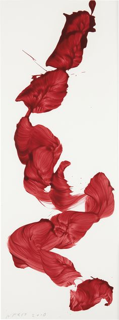 by James Nares, 2010.
