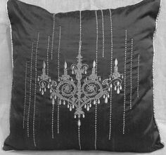 Hey, I found this really awesome Etsy listing at http://www.etsy.com/listing/110917306/charcoal-grey-chandelier-silver