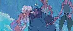 Community Post: 12 Reasons Kida Nedakh Is The Most Badass Disney Princess Of All Time