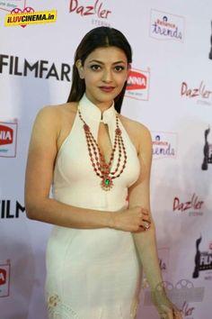 Kajal aggarwal in Film fare awards 2015