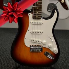 Comfortable to play and full of the features that made the #stratocaster a classic, this pre-owned Squier vintage modified #strat is a great addition to any lineup #bananasatlarge #guitar #guitars #guitaraddict #guitarlife #guitarplayer #rock #music