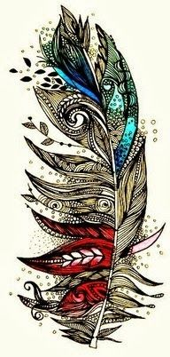 Images+of+feather+tattoos+(45).jpg 192×402 pixels
