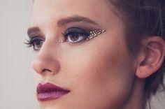 GOLD SPHYNX Eye Jewels von In Ihren Träumen - die mythischen Collection von itsInYourDreams auf Etsy https://www.etsy.com/de/listing/276085116/gold-sphynx-eye-jewels-von-in-ihren