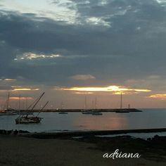 Puerto.Punta del Este.Uruguay.