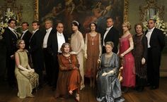 How To Get The Downton Abbey Look - Angels Fancy Dress Blog