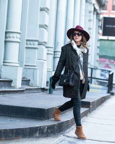 lovely pepa #ugg #winter_look #nyfw
