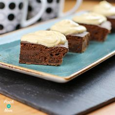 2 Syn Rich Chocolate Cake With Salted Caramel Cream | Slimming World