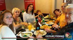 Domingo de Pascua festejando en Lo de Carlitos Castelar | Ituzaingo Gracias amigos por compartir con nosotros unas lindas pascuas