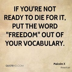 Malcolm X Quotes | QuoteHD