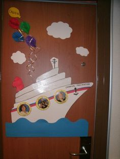 Cruise Ship Doors Decor On Pinterest Cruise Ships