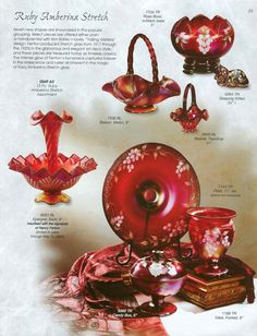 Fenton Art Glass Company Catalog | fenton 2004 catalog here 2004 fenton art glass company return fenton ... Fenton Lamps, Fenton Glassware, Antique Glassware, Cut Glass, Glass Art, Cranberry Glass, Glass Company, Pressed Glass, Vintage Dishes